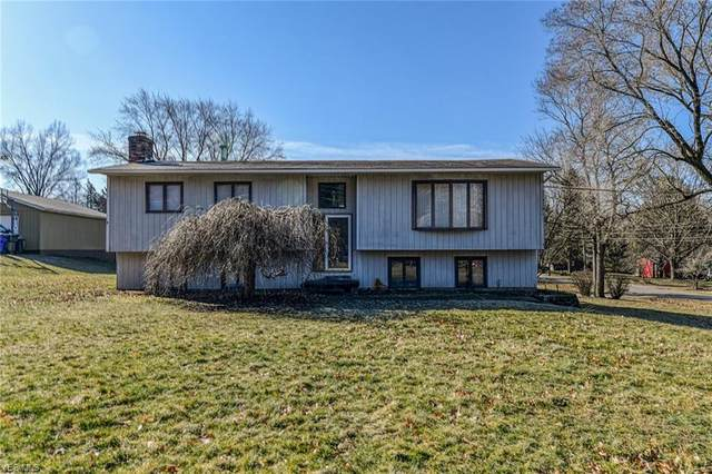 144 Woodsdale Drive, Mogadore, OH 44260 (MLS #4172444) :: The Holly Ritchie Team