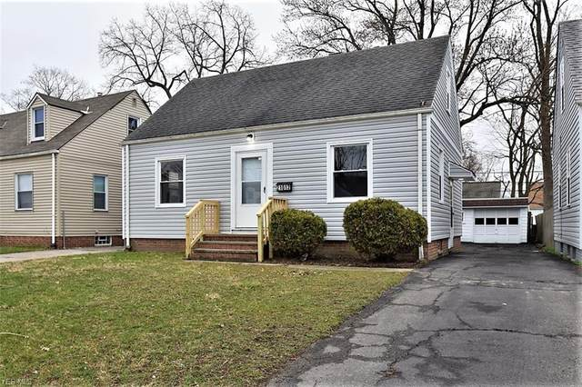 21012 Hansen, Maple Heights, OH 44137 (MLS #4172636) :: RE/MAX Trends Realty