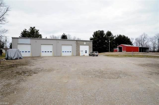 400 Hopewell Lane Lane, Gratiot, OH 43740 (MLS #4172782) :: The Holden Agency