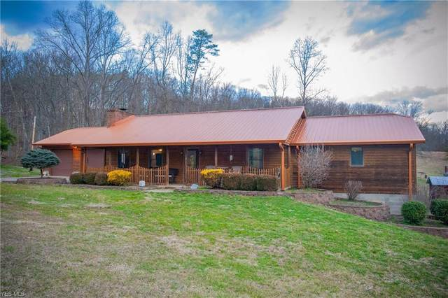 110 Graham Place, Davisville, WV 26142 (MLS #4172806) :: RE/MAX Trends Realty