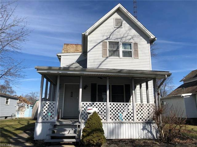 115 E Maryland Avenue, Sebring, OH 44672 (MLS #4172971) :: RE/MAX Edge Realty