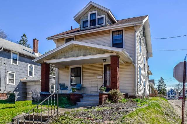 134 Roslyn Avenue NW, Canton, OH 44708 (MLS #4172982) :: The Crockett Team, Howard Hanna