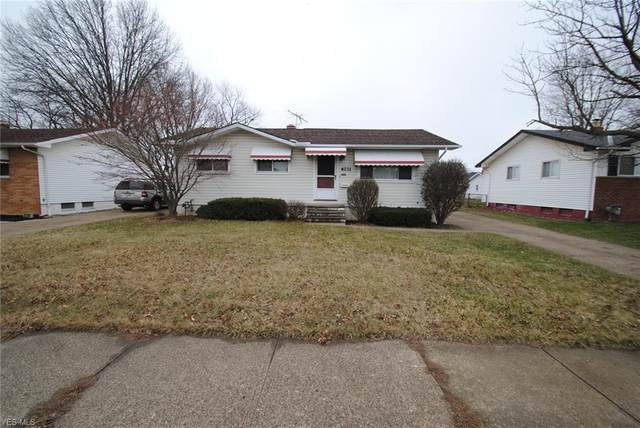 6131 Fry Road, Brook Park, OH 44142 (MLS #4173033) :: RE/MAX Trends Realty