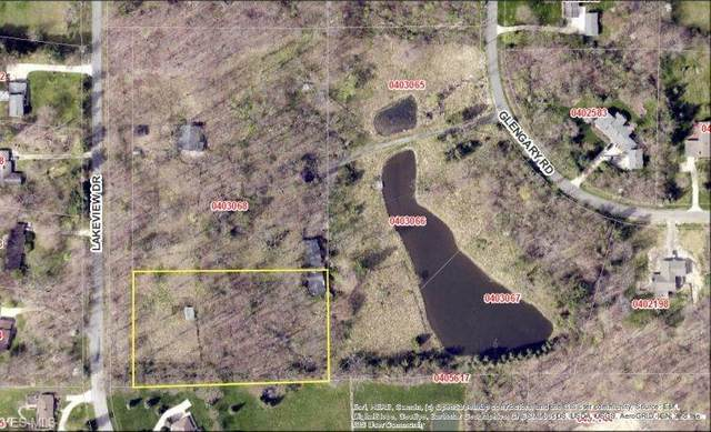 TBD Lakeview Drive, Akron, OH 44333 (MLS #4173230) :: RE/MAX Trends Realty