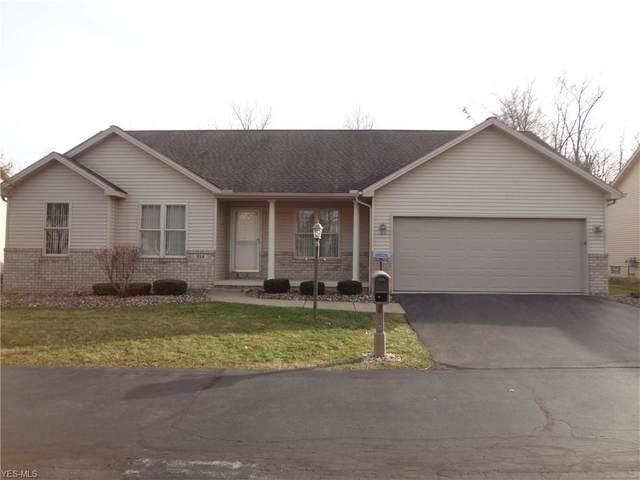 214 Paulo Drive NE, Warren, OH 44483 (MLS #4173256) :: RE/MAX Trends Realty