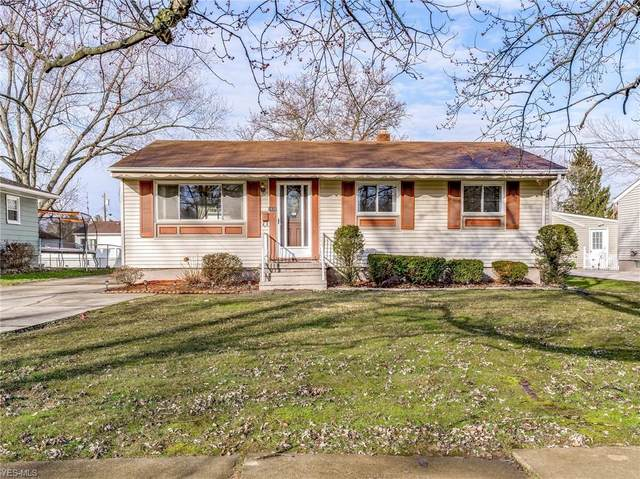 1620 Difford Drive, Niles, OH 44446 (MLS #4173347) :: RE/MAX Trends Realty
