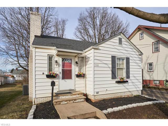 2905 11th Street NW, Canton, OH 44708 (MLS #4173441) :: The Crockett Team, Howard Hanna