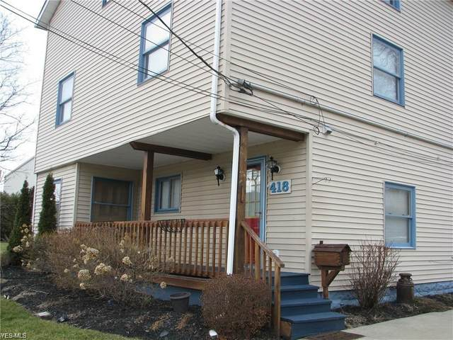 418 Runn Street, Berea, OH 44017 (MLS #4173506) :: The Holden Agency