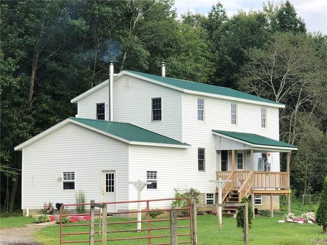 350 State Route 7 S, Pierpont, OH 44082 (MLS #4173561) :: The Crockett Team, Howard Hanna