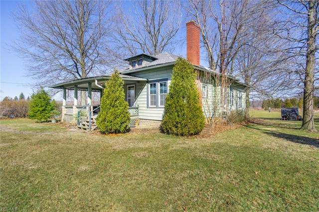 1744 Depot Road, Salem, OH 44460 (MLS #4173862) :: The Crockett Team, Howard Hanna