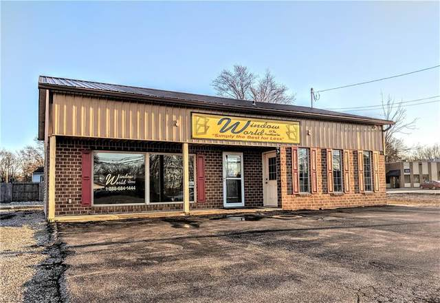 1446 Ashland Road, Mansfield, OH 44905 (MLS #4174039) :: RE/MAX Trends Realty