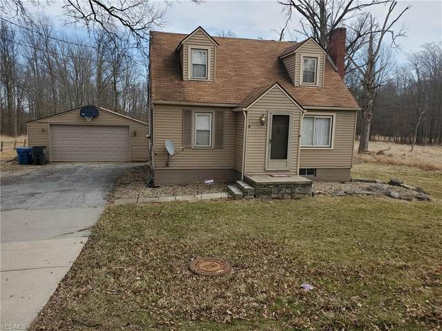 433 N Canfield Niles, Austintown, OH 44515 (MLS #4174082) :: RE/MAX Trends Realty