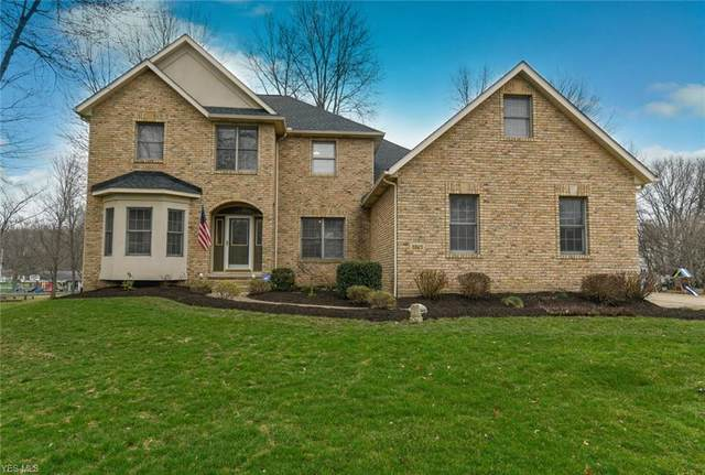 1327 Titleist Drive, Akron, OH 44312 (MLS #4174177) :: The Holly Ritchie Team