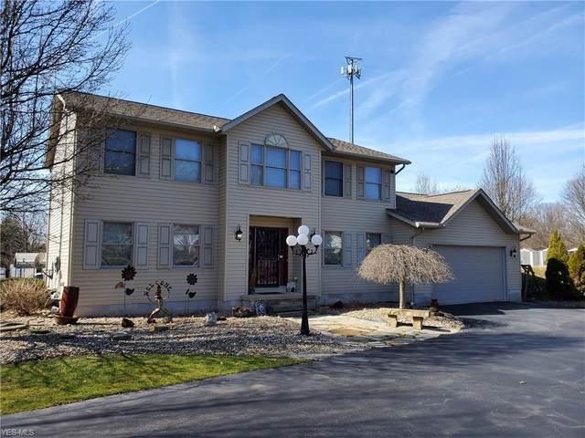 1600 Niles Cortland Rd., Warren, OH 44484 (MLS #4174215) :: RE/MAX Trends Realty