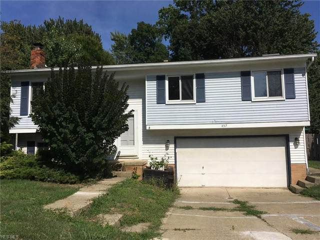 457 East Overlook Drive, Eastlake, OH 44095 (MLS #4174243) :: The Holden Agency