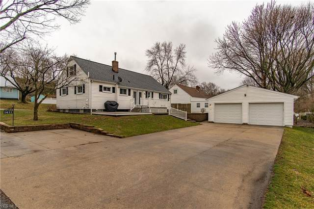 1411 Westfield Avenue SW, North Canton, OH 44720 (MLS #4174297) :: RE/MAX Trends Realty