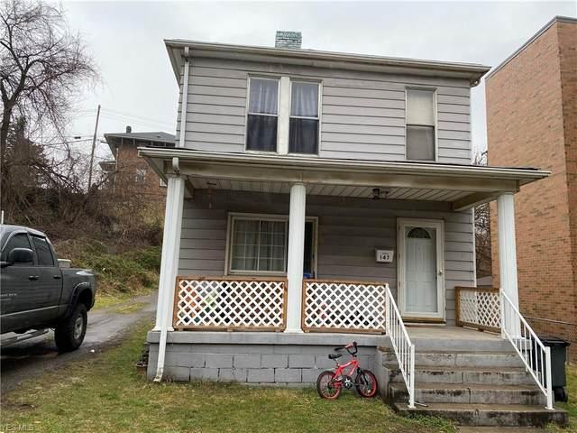 147 Ravine Street, Mingo Junction, OH 43938 (MLS #4174304) :: Keller Williams Chervenic Realty