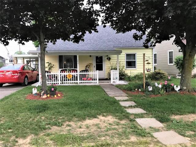 1014 Herbig Avenue, Coshocton, OH 43812 (MLS #4174308) :: Tammy Grogan and Associates at Cutler Real Estate