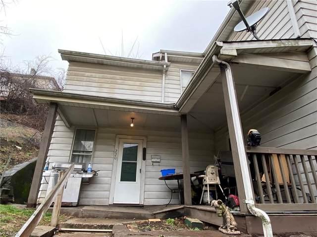 220 Ravine Street, Mingo Junction, OH 43938 (MLS #4174309) :: The Crockett Team, Howard Hanna