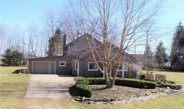2111 Columbiana Road, New Springfield, OH 44443 (MLS #4174330) :: RE/MAX Trends Realty