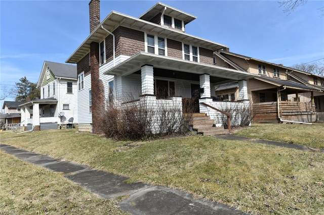 390 Belmont Avenue NW, Warren, OH 44483 (MLS #4174342) :: RE/MAX Valley Real Estate