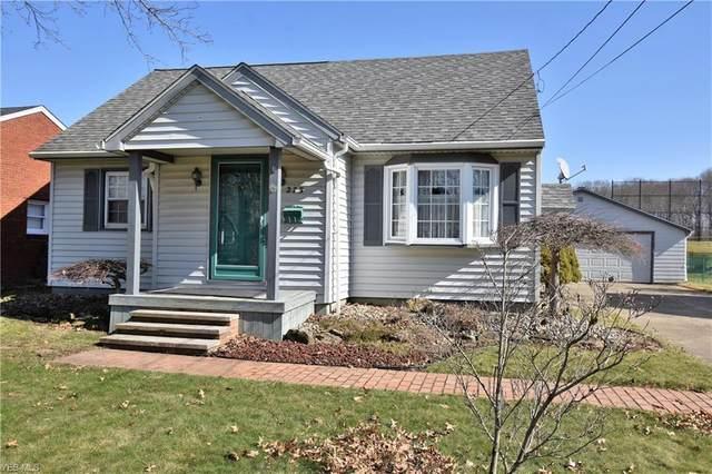 273 Parish, Hubbard, OH 44425 (MLS #4174359) :: RE/MAX Trends Realty