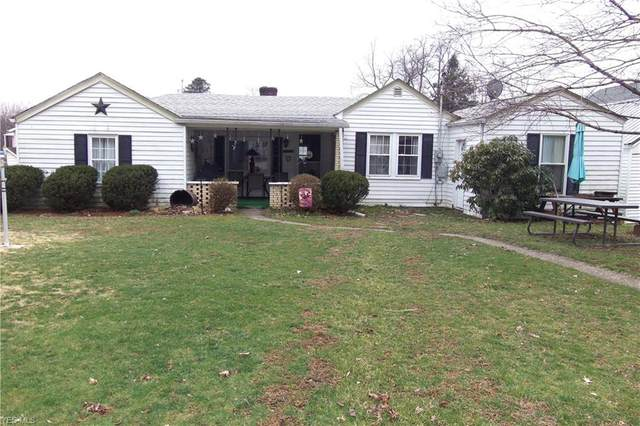 1011 Third Avenue, New Cumberland, WV 26047 (MLS #4174608) :: RE/MAX Trends Realty