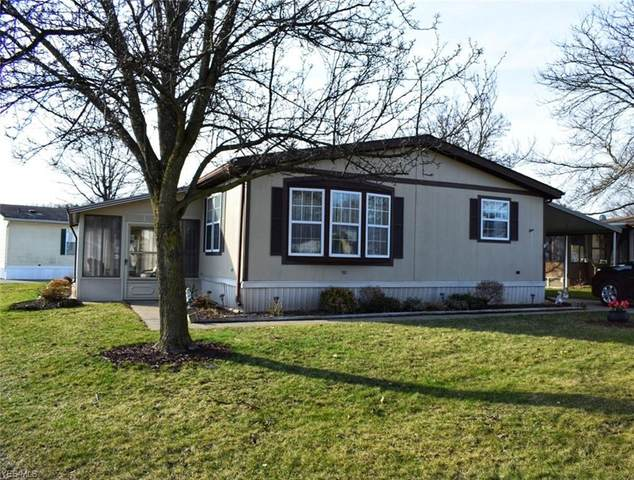 1 Periwinkle Drive, Olmsted Township, OH 44138 (MLS #4174682) :: RE/MAX Trends Realty