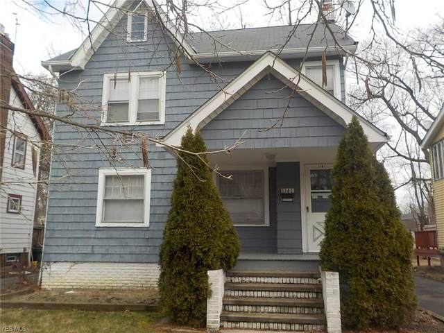 1141 Sylvania Road, Cleveland Heights, OH 44121 (MLS #4174684) :: RE/MAX Valley Real Estate