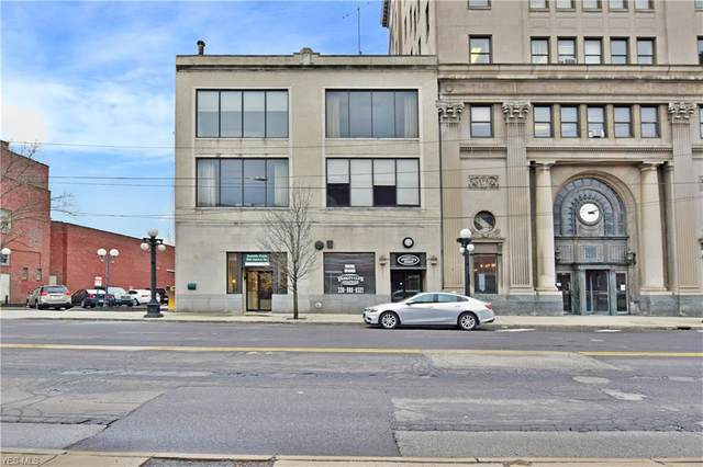 112 E Market Street, Warren, OH 44481 (MLS #4174951) :: RE/MAX Valley Real Estate