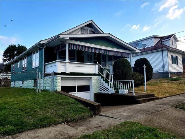 2404 Second Street, Moundsville, WV 26041 (MLS #4175062) :: Keller Williams Chervenic Realty