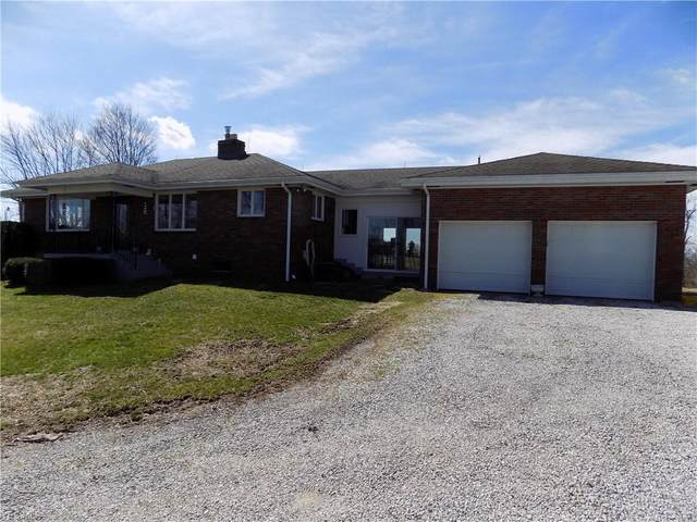 50 Bills Lane, Moundsville, WV 26041 (MLS #4175266) :: Keller Williams Chervenic Realty