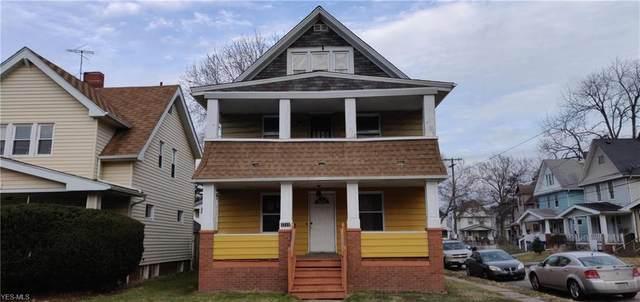 2113 W 91 Street, Cleveland, OH 44102 (MLS #4175324) :: The Crockett Team, Howard Hanna