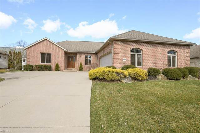 3815 Rothrock Place, Copley, OH 44321 (MLS #4175337) :: The Holly Ritchie Team