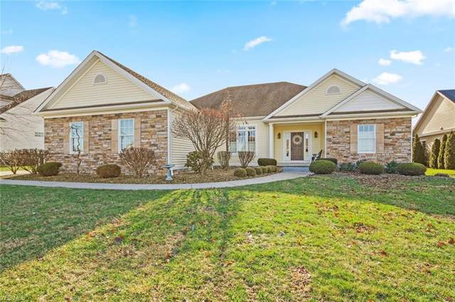 208 Homestead Drive, Columbiana, OH 44408 (MLS #4175407) :: RE/MAX Valley Real Estate