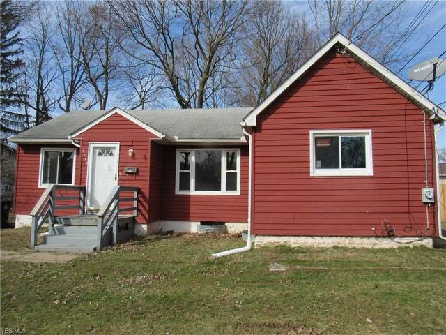 1349 Bellevue Avenue, Akron, OH 44320 (MLS #4175415) :: RE/MAX Trends Realty