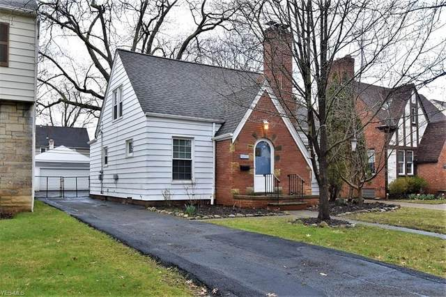 2328 Scholl Road, University Heights, OH 44118 (MLS #4175458) :: RE/MAX Trends Realty