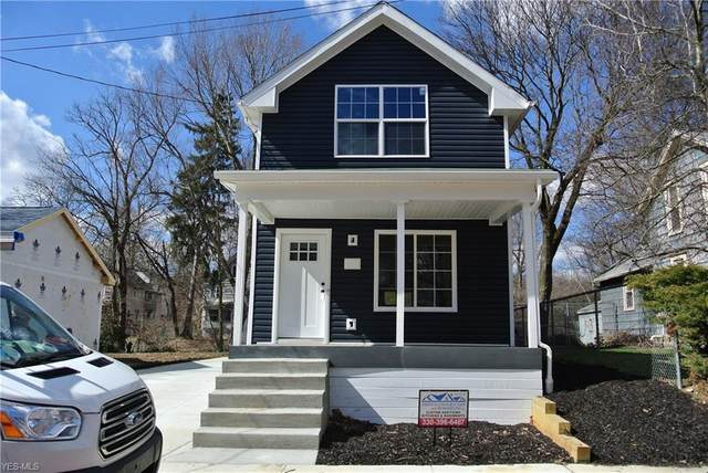 76 Charlotte Street, Akron, OH 44303 (MLS #4175464) :: RE/MAX Trends Realty