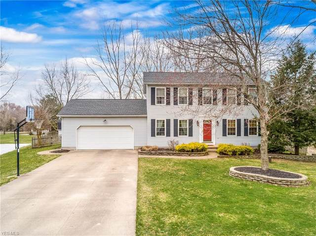 1244 Katy Circle NW, Uniontown, OH 44685 (MLS #4175517) :: Tammy Grogan and Associates at Cutler Real Estate