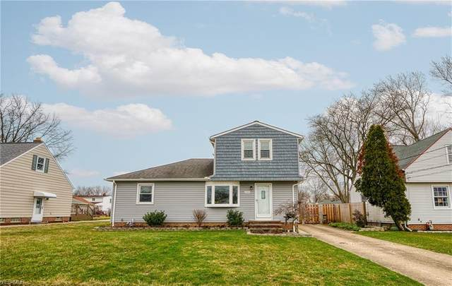 6385 Leslie Drive, Brook Park, OH 44142 (MLS #4175538) :: RE/MAX Trends Realty