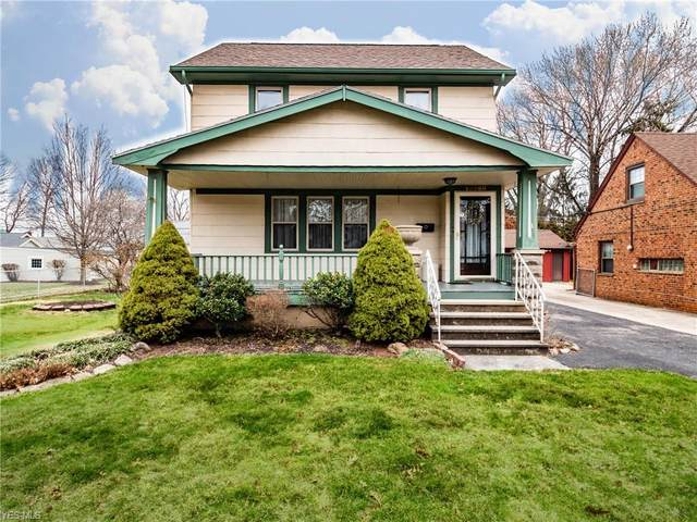 19560 Riverview Avenue, Rocky River, OH 44116 (MLS #4175575) :: RE/MAX Trends Realty