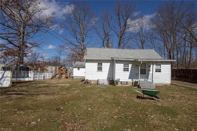 16726 Oakwood Drive, Lake Milton, OH 44429 (MLS #4175585) :: RE/MAX Trends Realty