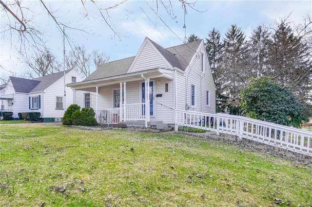 138 Elmwood Drive, Hubbard, OH 44425 (MLS #4175636) :: RE/MAX Trends Realty