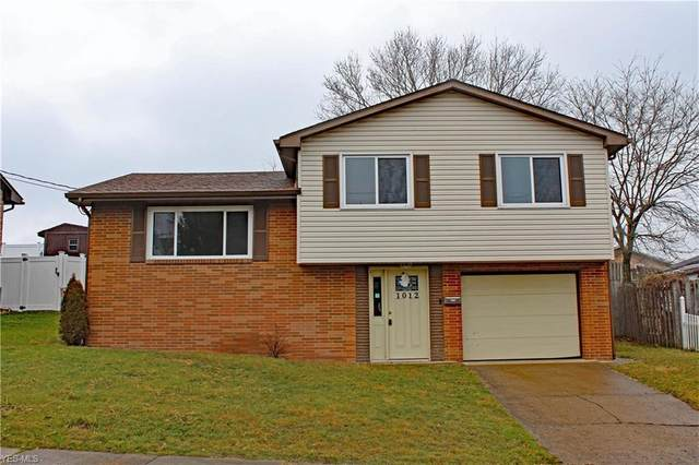 1012 Barone Drive, Weirton, WV 26062 (MLS #4175759) :: RE/MAX Trends Realty
