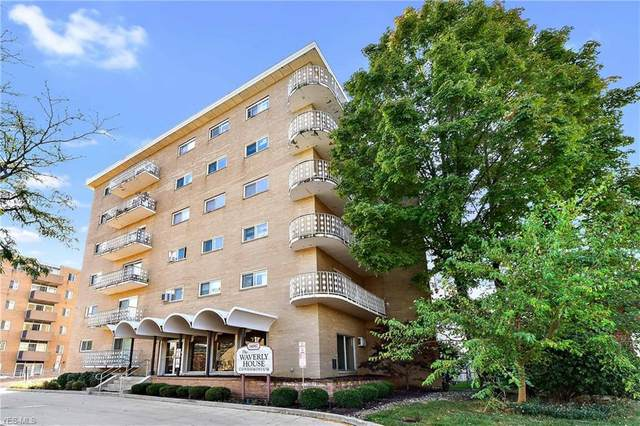 14567 Madison Avenue #514, Lakewood, OH 44107 (MLS #4175837) :: The Holden Agency