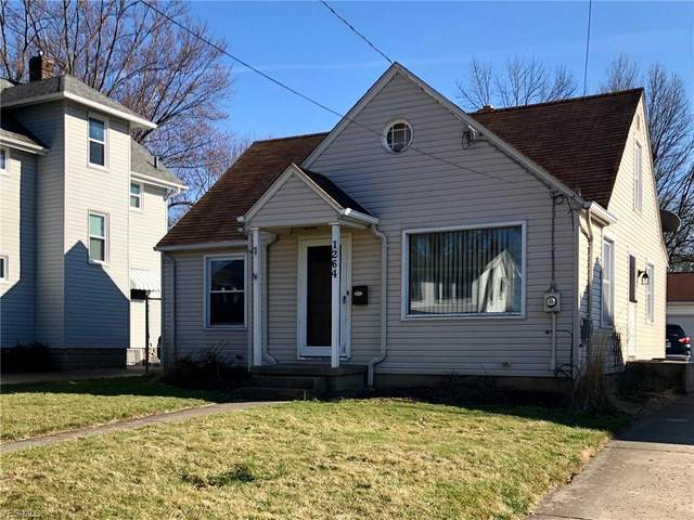 1264 Hollywood Street NE, Warren, OH 44483 (MLS #4175970) :: Tammy Grogan and Associates at Cutler Real Estate