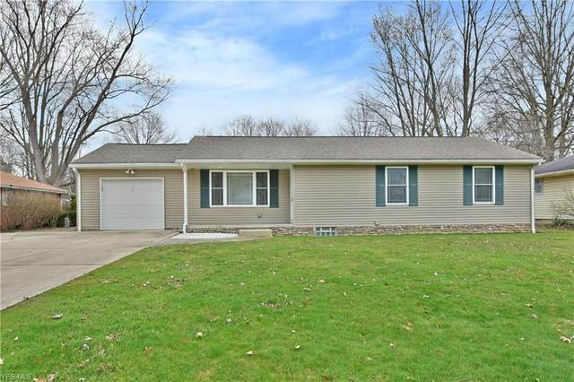 5828 Sarah Avenue NW, Warren, OH 44483 (MLS #4175989) :: RE/MAX Trends Realty