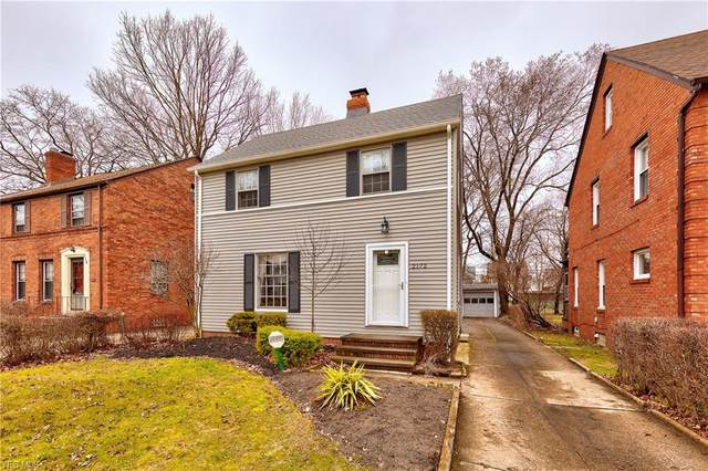 2172 Barrington Road, University Heights, OH 44118 (MLS #4175997) :: RE/MAX Trends Realty