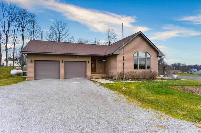 4882 Kirk Road, Columbiana, OH 44408 (MLS #4176031) :: The Holly Ritchie Team