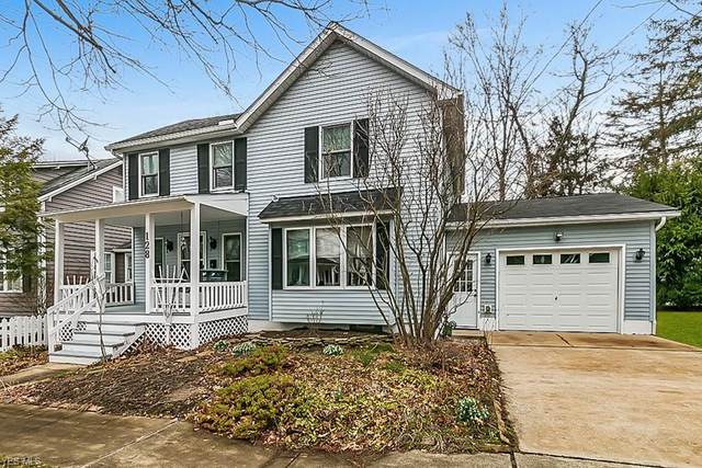 128 Hall Street, Chagrin Falls, OH 44022 (MLS #4176378) :: The Crockett Team, Howard Hanna
